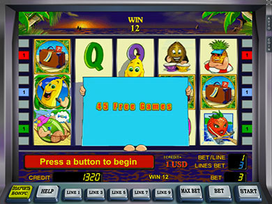 играть в игровые автоматы банан